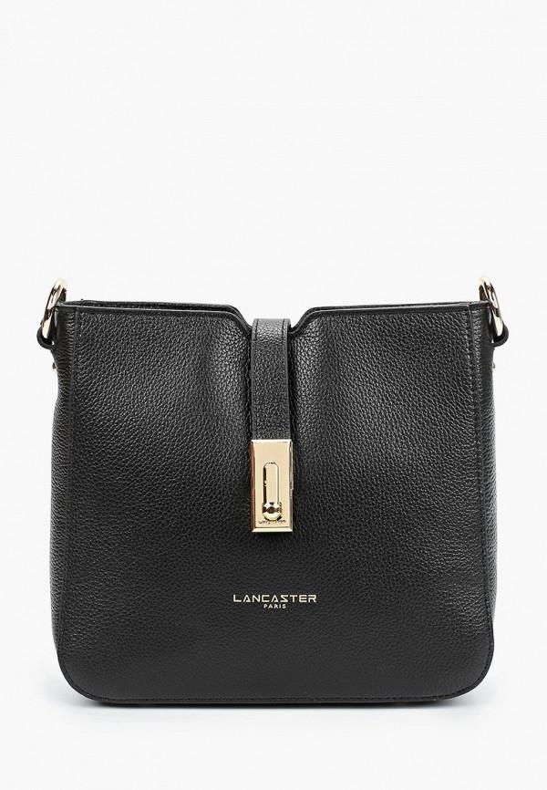 женская сумка lancaster, черная