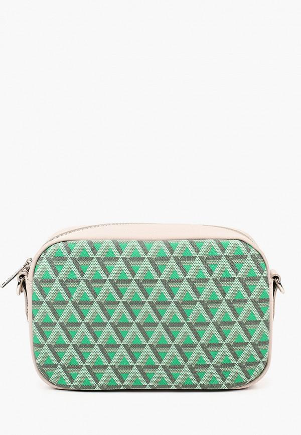 женская сумка lancaster, разноцветная