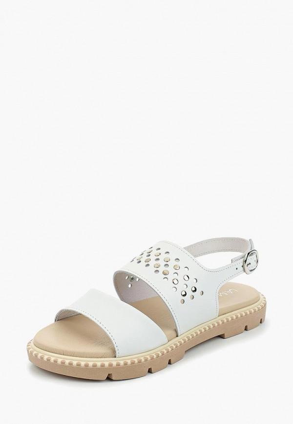 женские сандалии lamania, белые