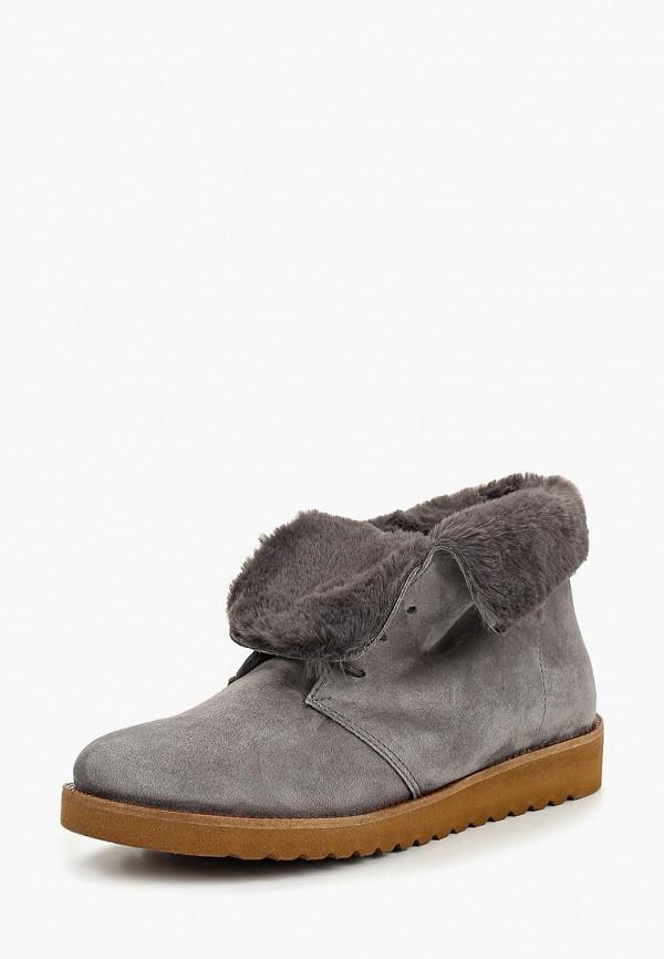 женские ботинки lamania, серые