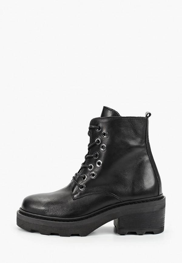 женские ботинки lamania, черные