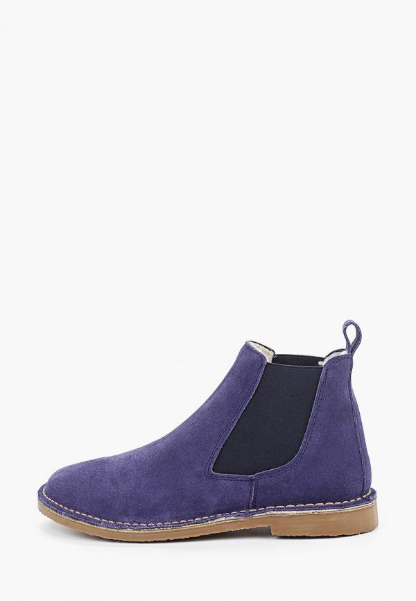 женские ботинки lamania, фиолетовые