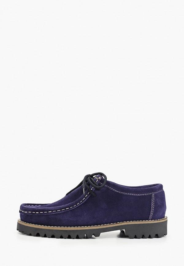 женские ботинки lamania, синие