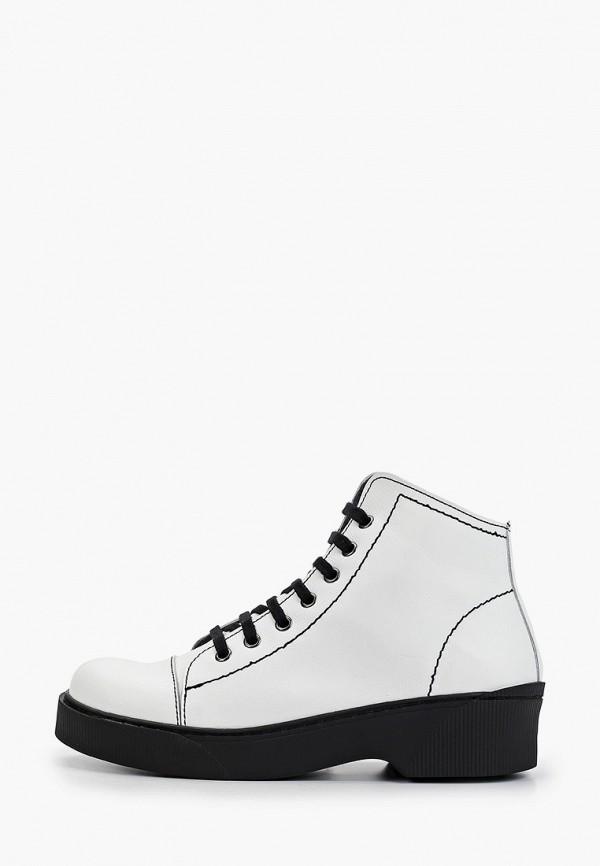 женские ботинки lamania, белые