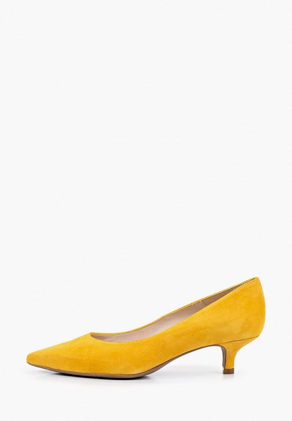 женские туфли lamania, желтые
