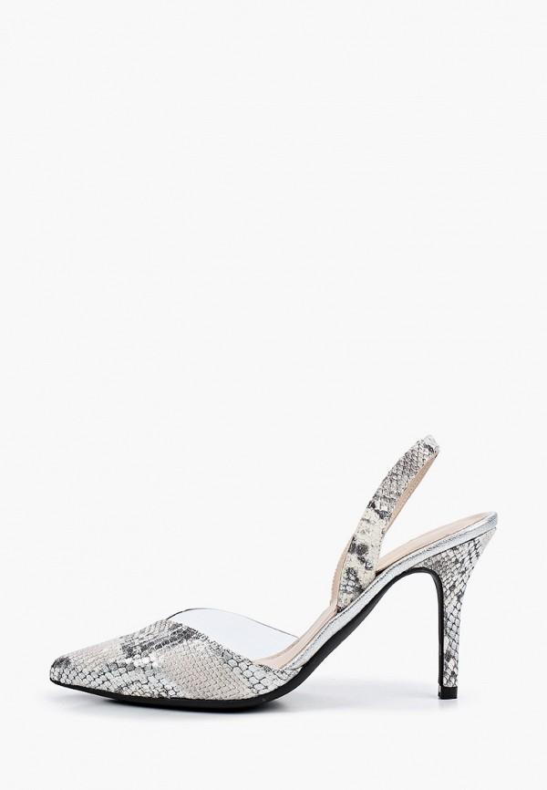 женские туфли lamania, серые