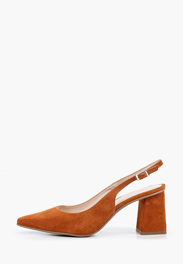женские туфли lamania, коричневые