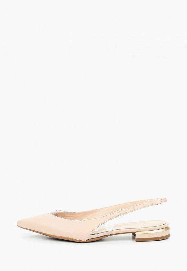 женские туфли lamania, розовые