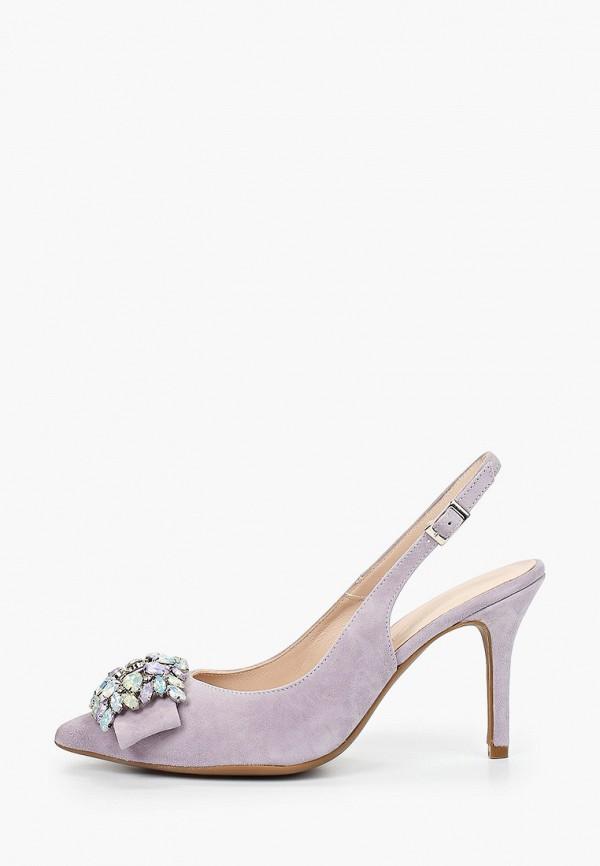 женские туфли lamania, фиолетовые