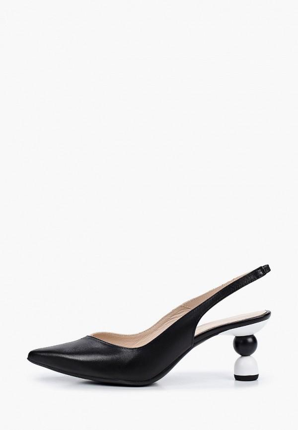 женские туфли lamania, черные
