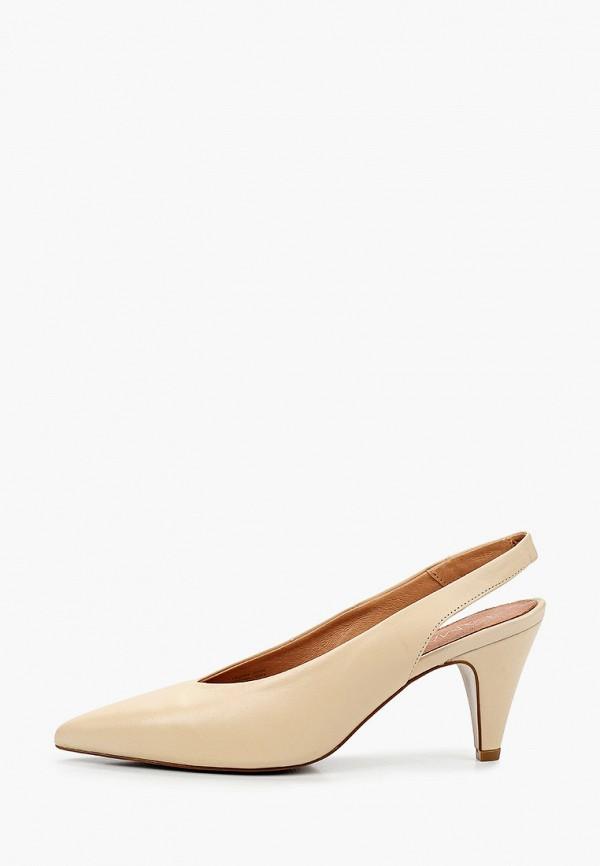 женские туфли lamania, бежевые
