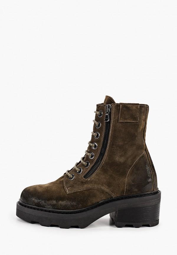 женские ботинки lamania, хаки