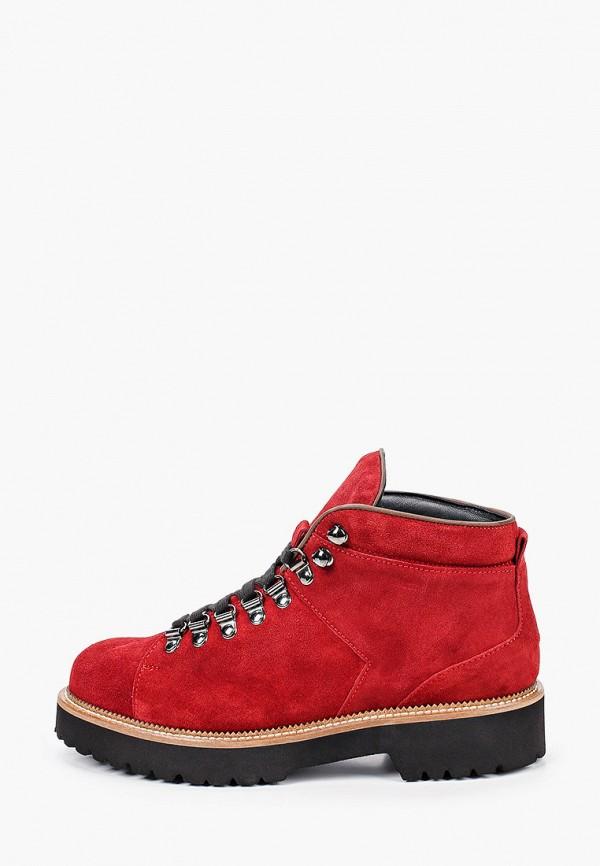 женские ботинки lamania, красные