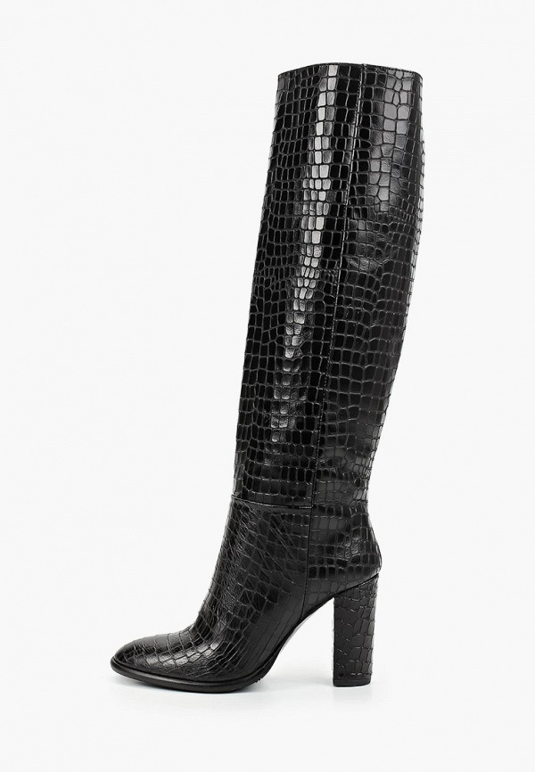 женские сапоги lamania, черные