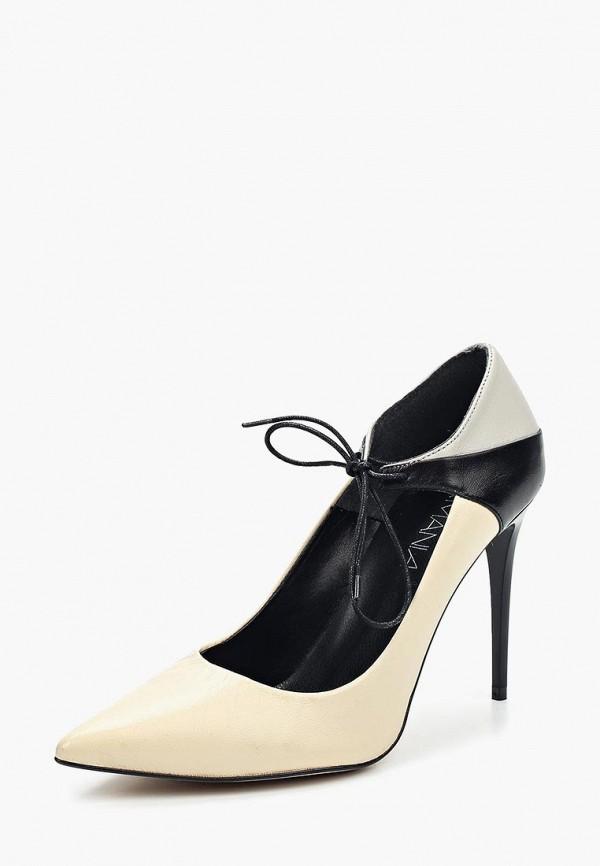Туфли Lamania Lamania LA002AWWJL93 ботинки lamania lamania la002awbsem2