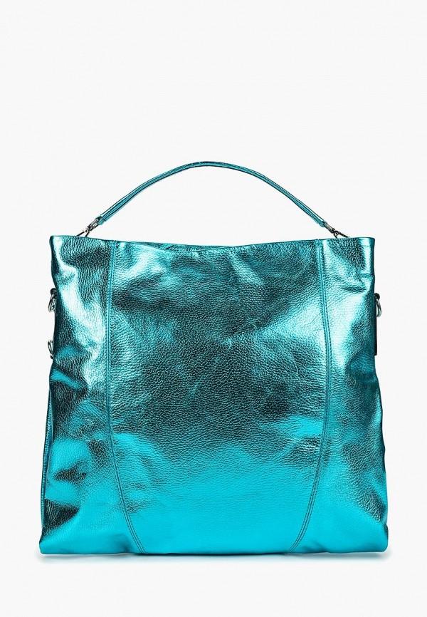 женская сумка lamania, бирюзовая