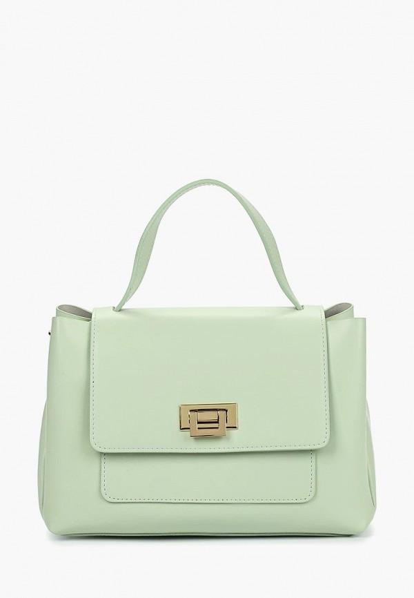 женская сумка lamania, зеленая