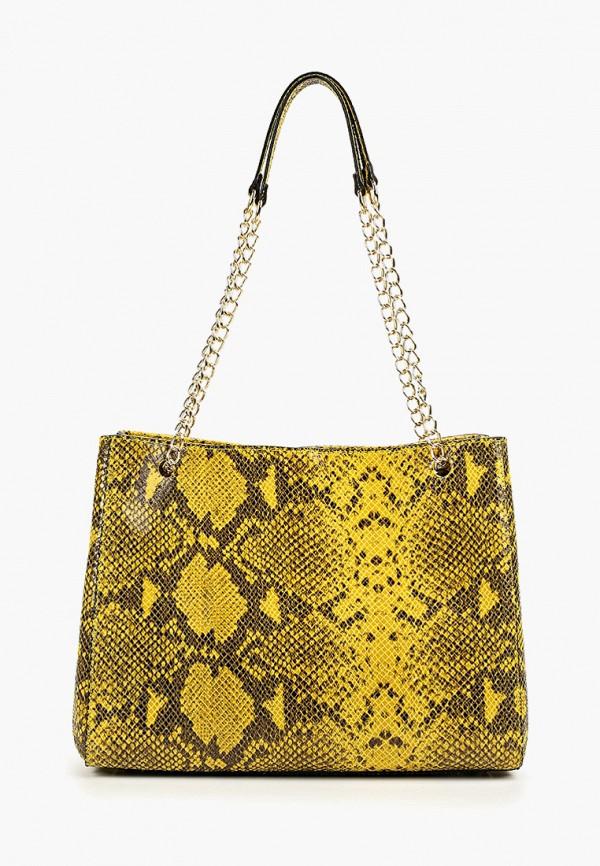женская сумка lamania, желтая