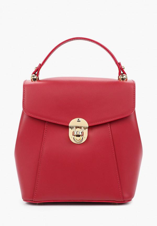 женский рюкзак lamania, красный
