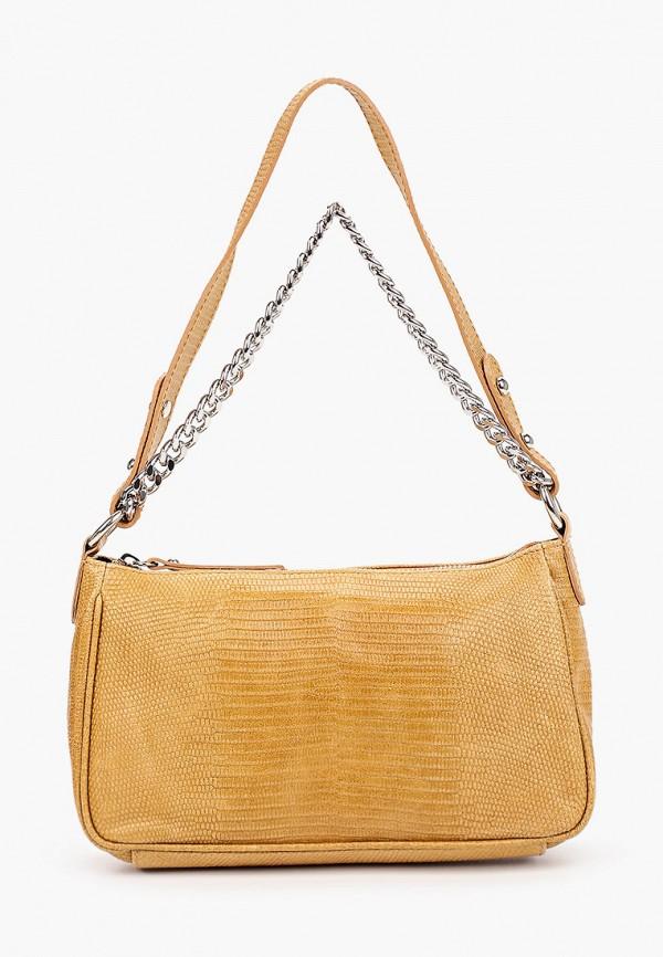 женская сумка lamania, бежевая