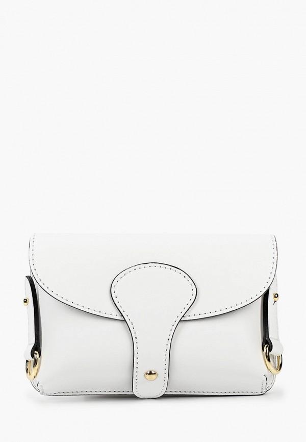 женская поясные сумка lamania, белая
