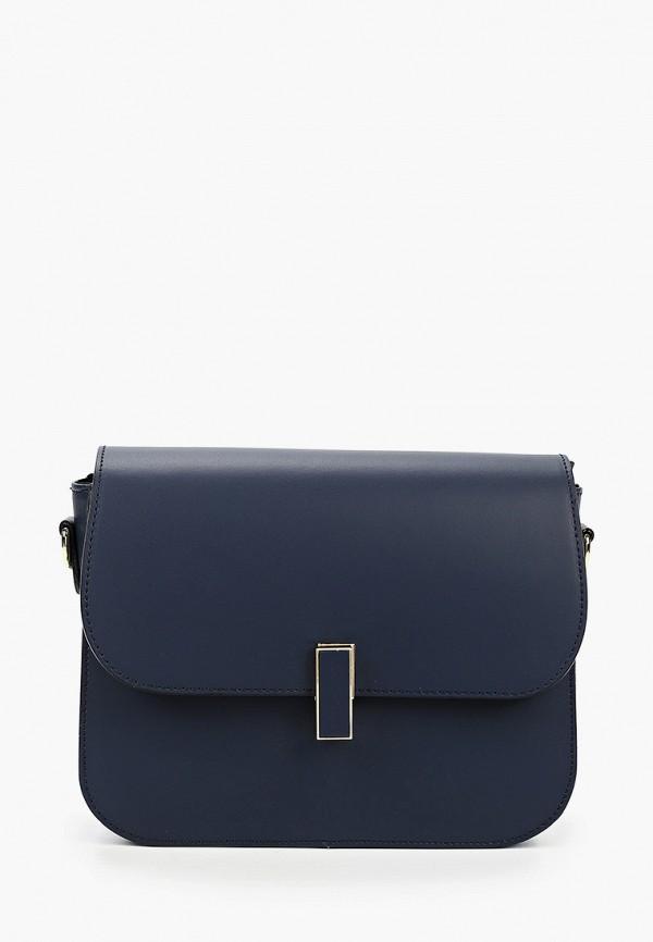 женская сумка через плечо lamania, синяя