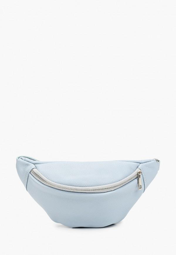 женская поясные сумка lamania, голубая