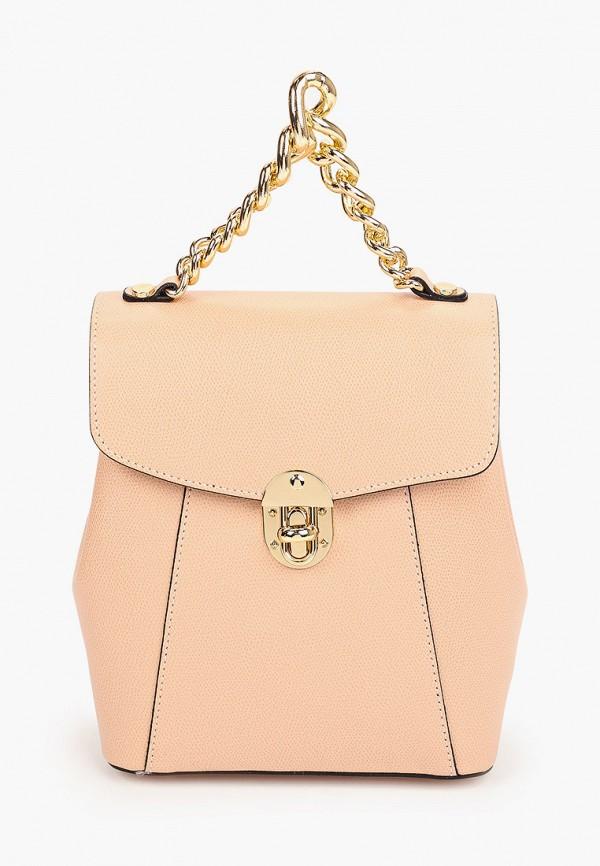 женский рюкзак lamania, бежевый