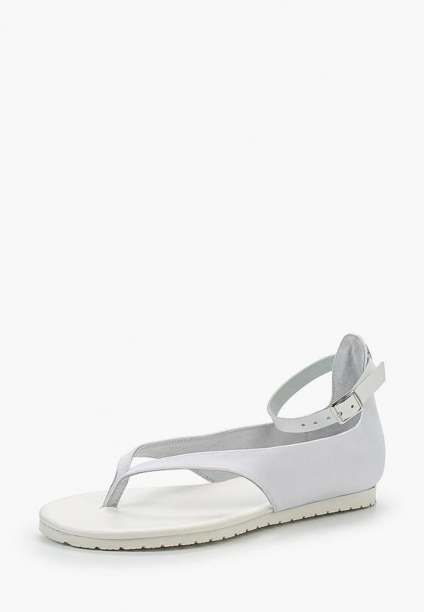 женские сандалии laceys london, белые