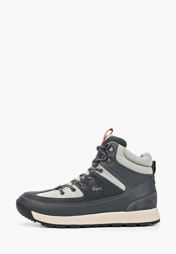 мужские ботинки lacoste, разноцветные