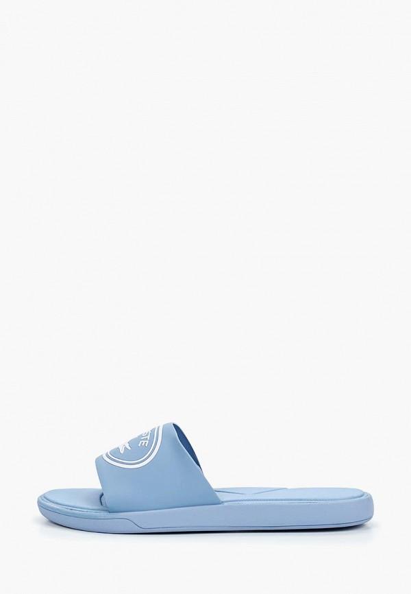 Сланцы Lacoste Lacoste LA038AWELYR0 цена