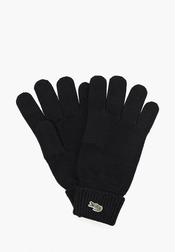 Перчатки Lacoste Lacoste LA038DMKW797 цена 2017