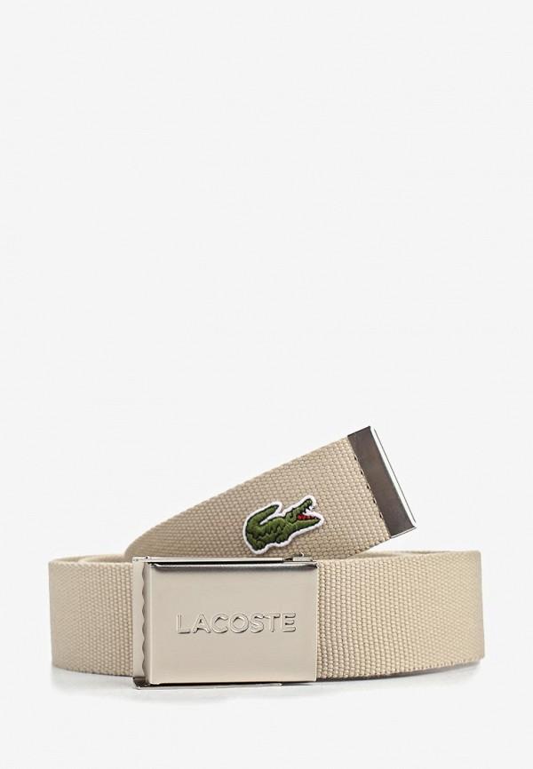Ремень Lacoste Lacoste LA038DUELSN6 ремень lacoste lacoste la038dmajrb5