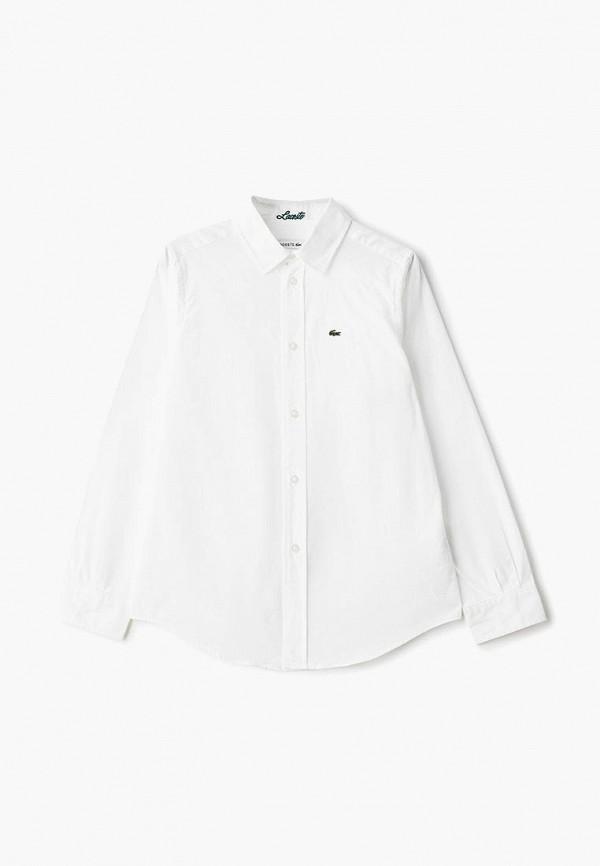 Рубашка Lacoste Lacoste LA038EBELRM4 рубашка мужская lacoste ch0687dhki1 65 15