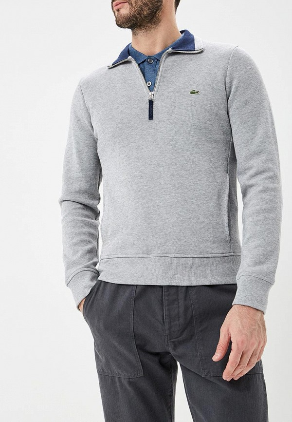 Свитер Lacoste Lacoste LA038EMCRMW7 lacoste свитер