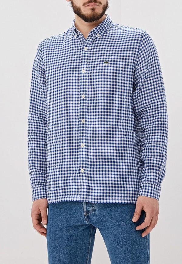 Рубашка Lacoste Lacoste LA038EMELSF3 рубашка мужская lacoste ch0687dhki1 65 15