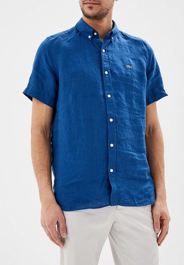 Рубашка Lacoste Lacoste LA038EMELSF6 рубашка мужская lacoste ch0687dhki1 65 15