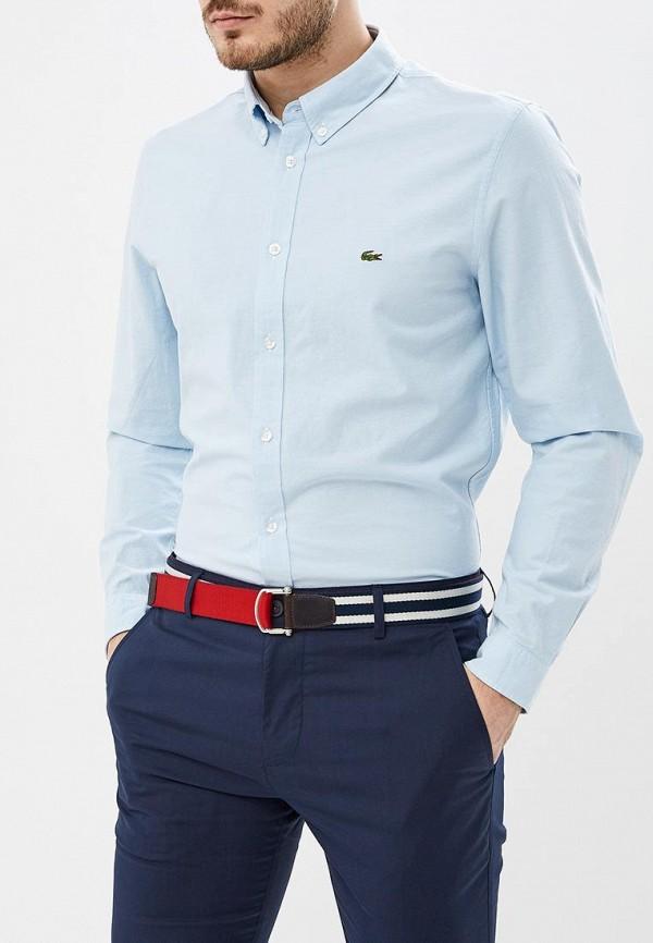 Рубашка Lacoste Lacoste LA038EMELSF8 рубашка мужская lacoste ch0687dhki1 65 15