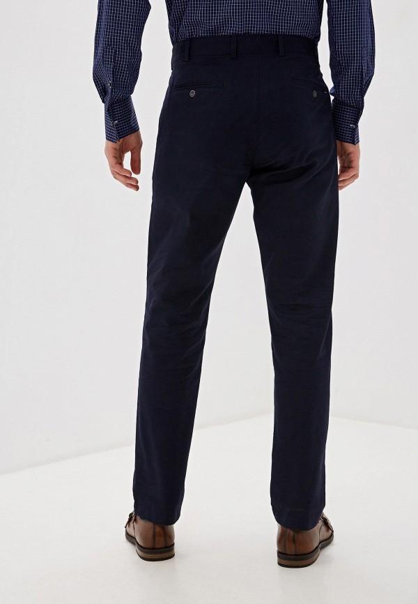 Фото 6 - мужские брюки Lacoste синего цвета