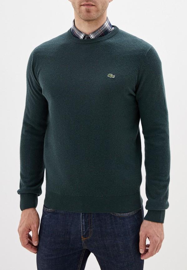 мужской джемпер lacoste, зеленый