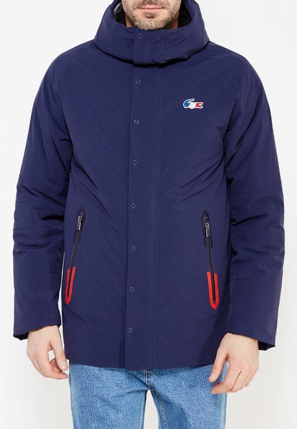 Куртка утепленная Lacoste Lacoste LA038EMVVO44 духи lacoste 90ml