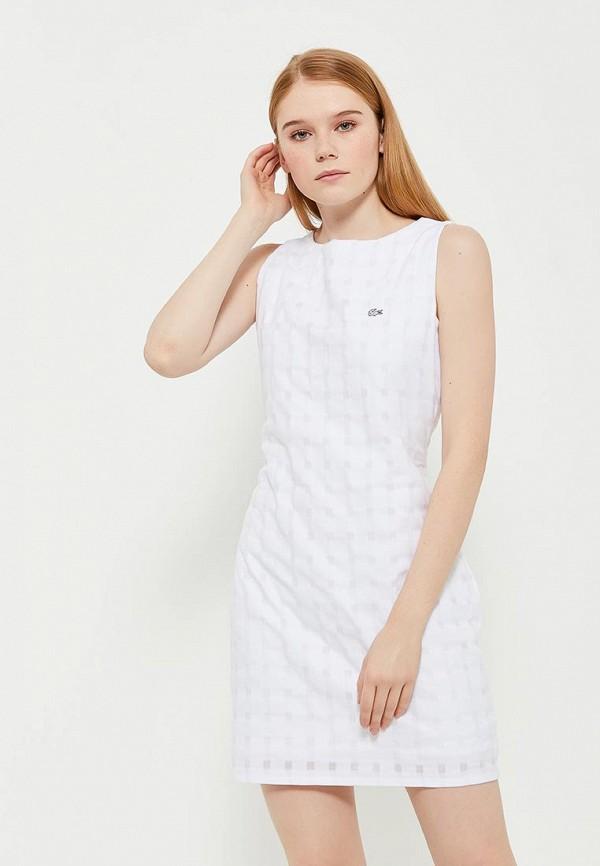 Платье Lacoste Lacoste LA038EWAJRI7 духи lacoste 90ml