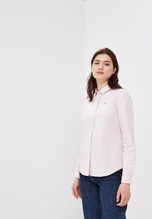 Рубашка Lacoste Lacoste LA038EWAJRJ4 рубашка lacoste ch5018pq5t