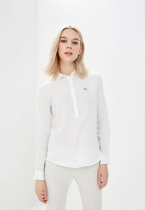Рубашка Lacoste Lacoste LA038EWAJRK4 рубашка lacoste ch5018pq5t
