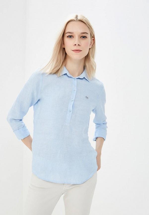 Рубашка Lacoste Lacoste LA038EWAJRK5 рубашка lacoste ch5018pq5t