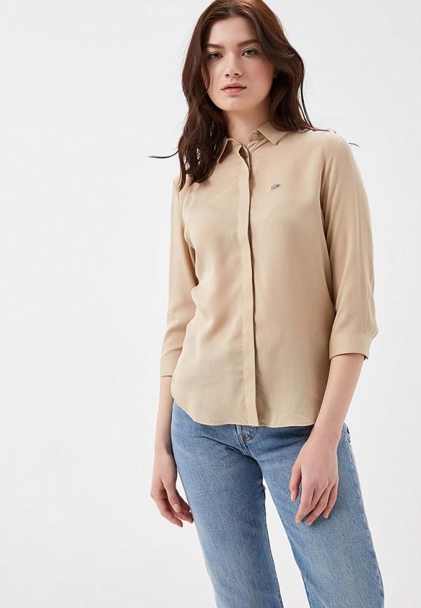 Рубашка Lacoste Lacoste LA038EWAJRK7 рубашка lacoste ch5018pq5t