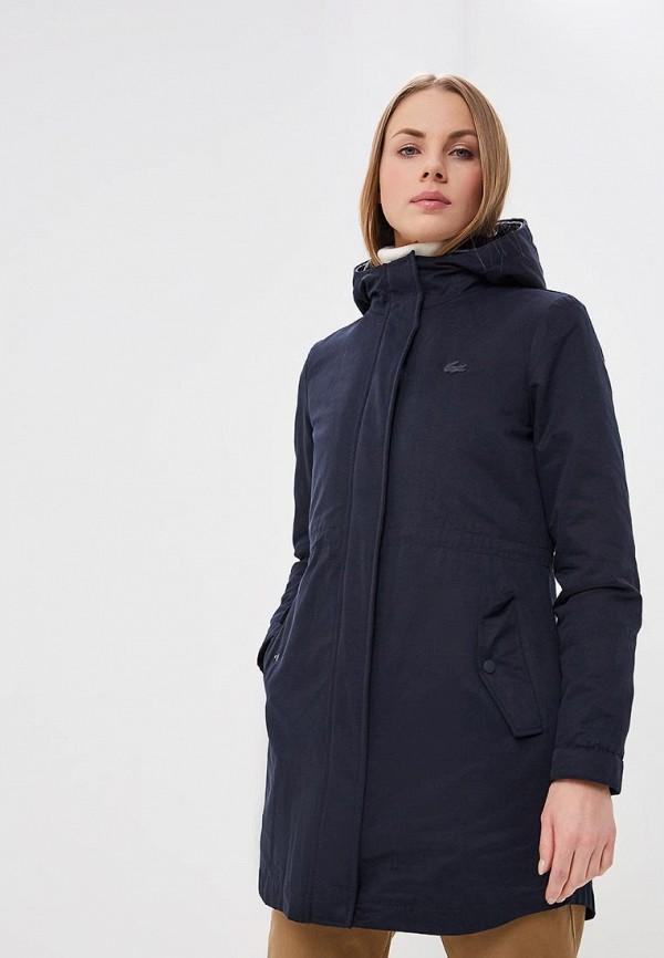 Куртка утепленная Lacoste Lacoste LA038EWCRNC2