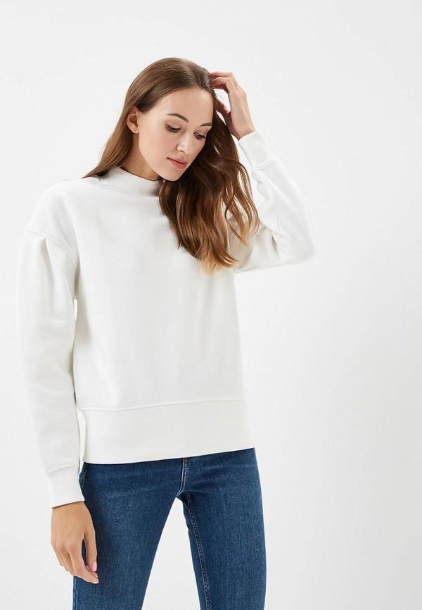 Купить Свитшот Lacoste, LA038EWCRNG9, белый, Осень-зима 2018/2019