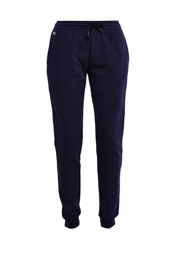 Брюки спортивные Lacoste Lacoste LA038EWPZP57 lacoste брюки lacoste hf020103m синий