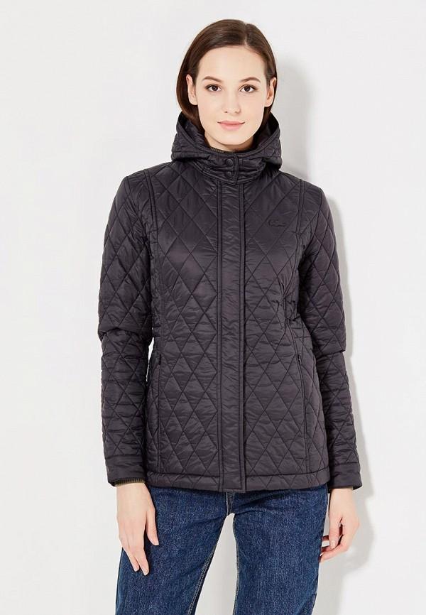 Купить Куртка утепленная Lacoste, LA038EWVVS26, черный, Осень-зима 2017/2018